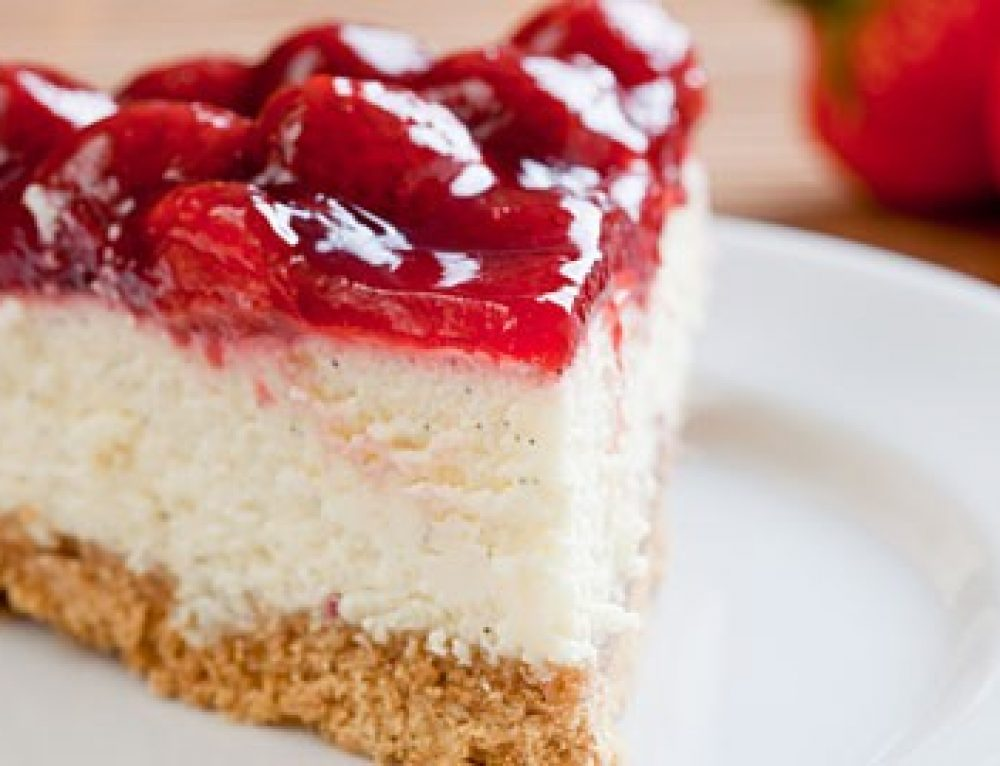 No Bake Cheesecake with Anthotyro and Yoghurt