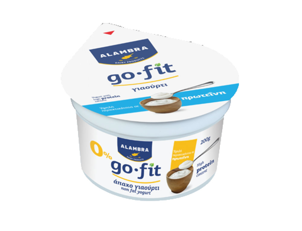 Yoghurt Go Fit 0% Fat
