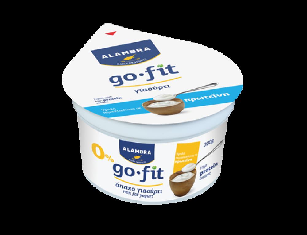 Γιαούρτι GO FIT 0% Λιπαρά