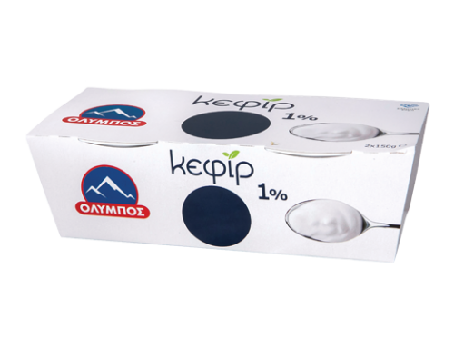 Kefir Yoghurt 1% Plain