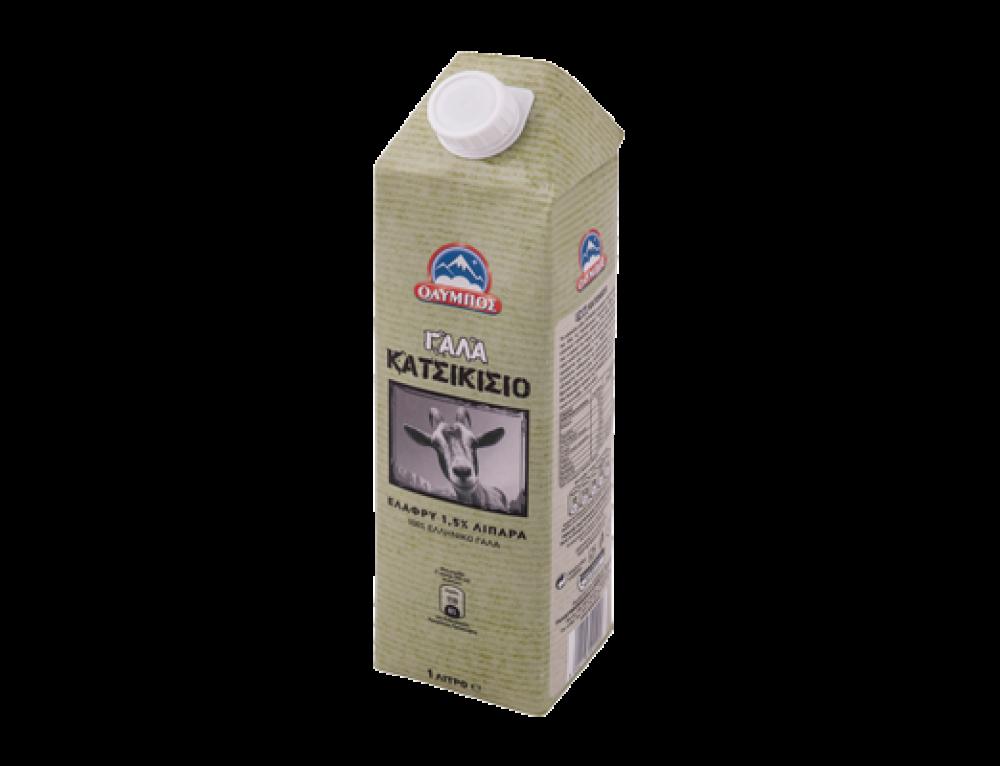 Κατσικίσιο Γάλα 1.5% Λιπαρά