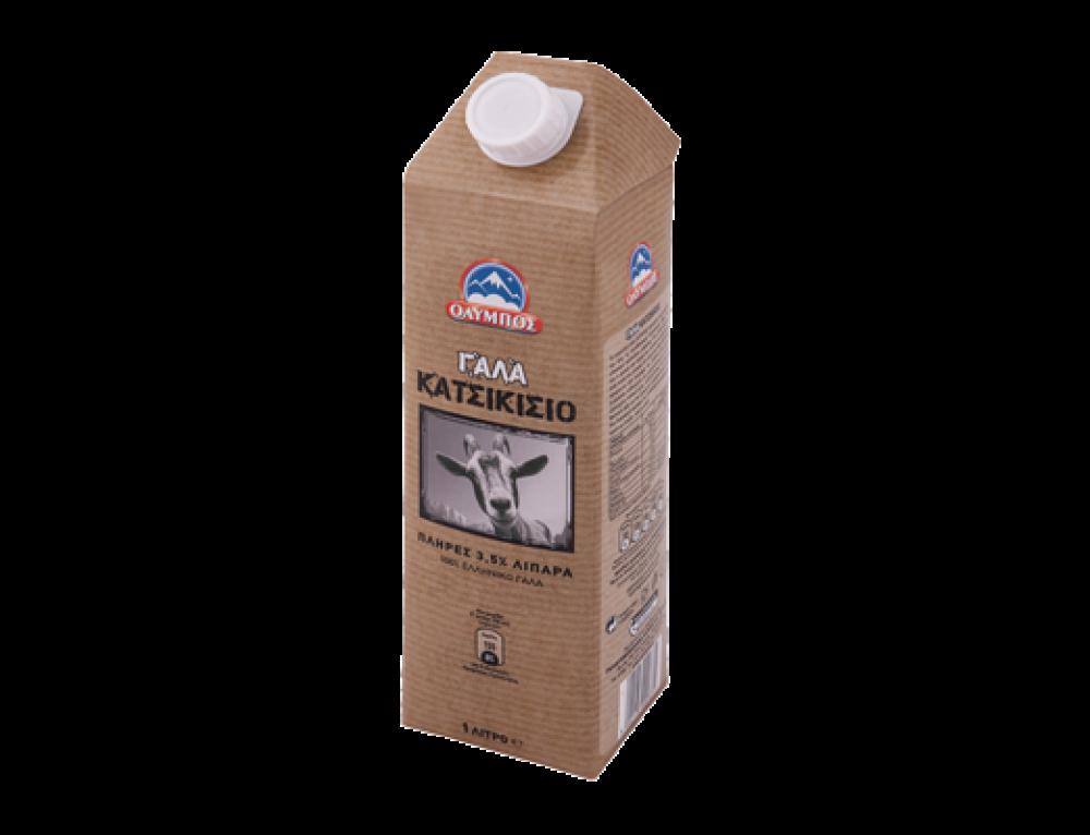 Goat Milk 3.5% Fat
