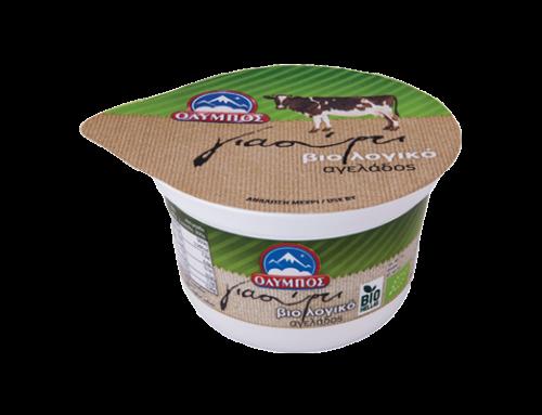 Organic Yoghurt Cow's