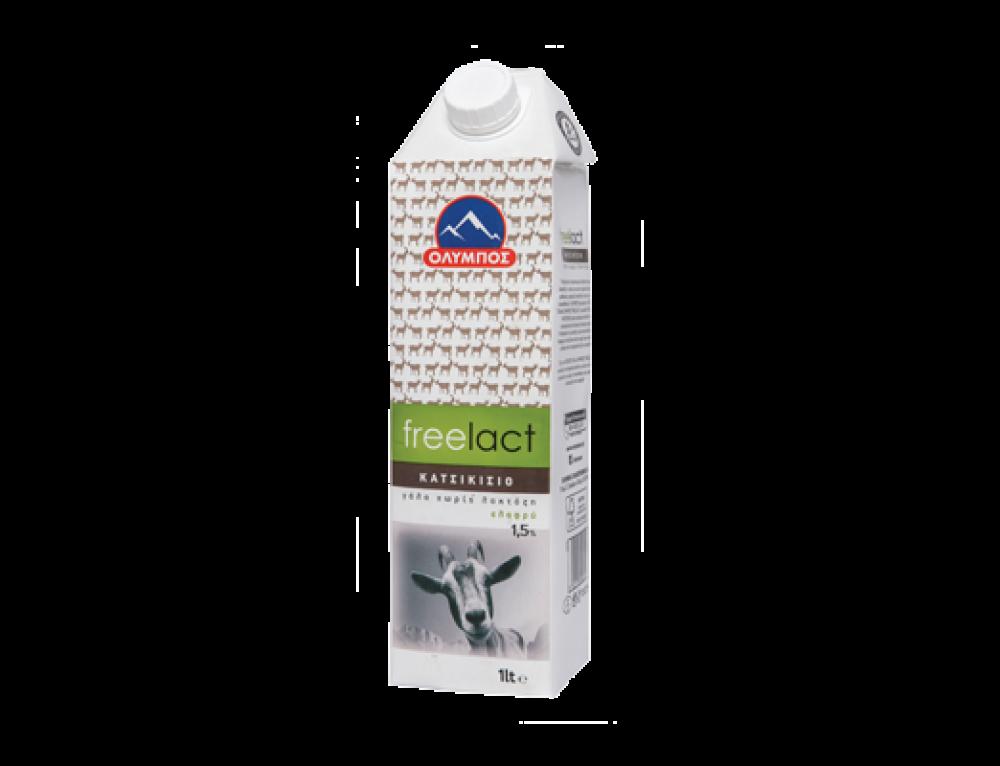 Γάλα Κατσικίσιο Χωρίς Λακτόζη 1lt
