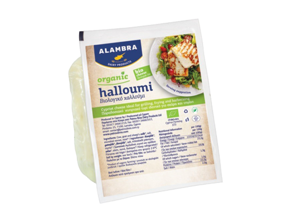 Halloumi Cheese Organic
