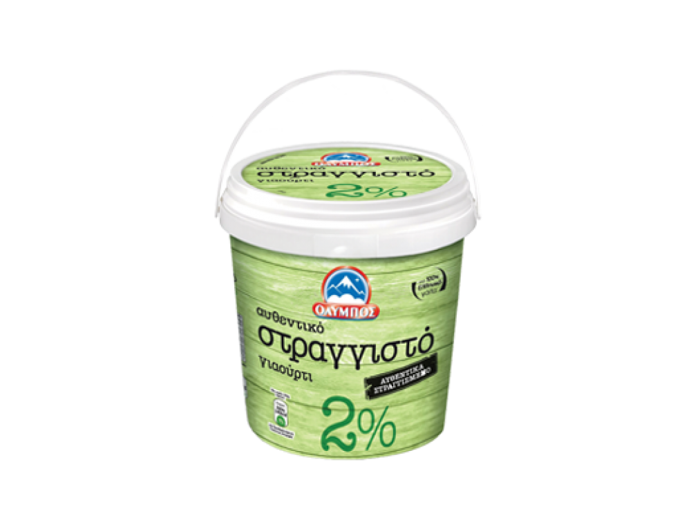 Yoghurt Strained Light 1KG