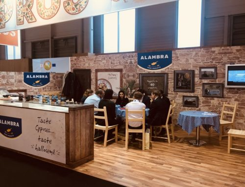 Successful presence at the International Food Exhibitions 2018