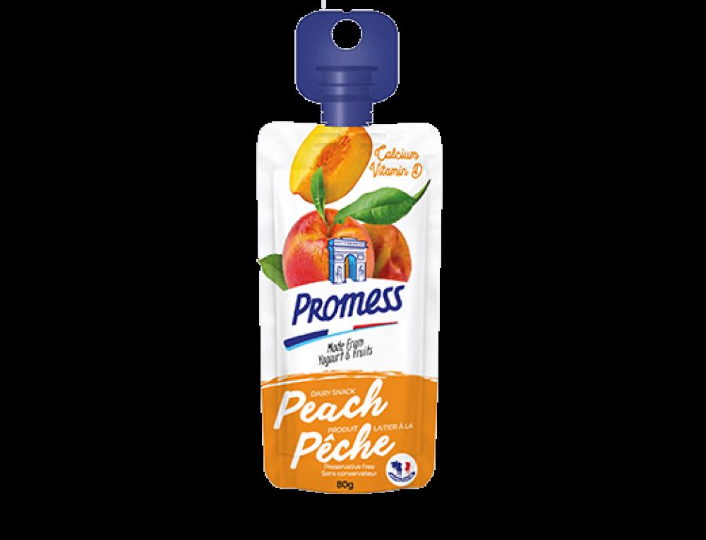 Yoghurt with Peach