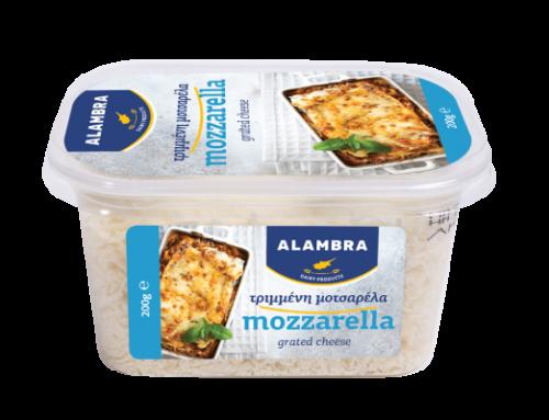 Grated Mozzarella