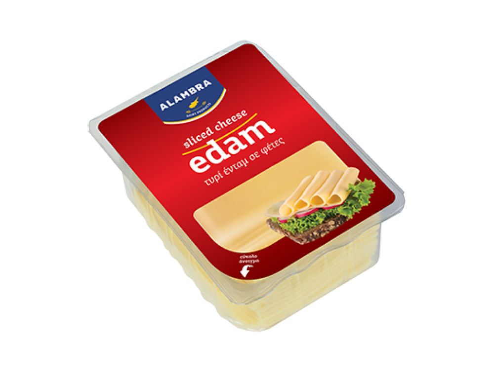 Sliced Cheese 200g
