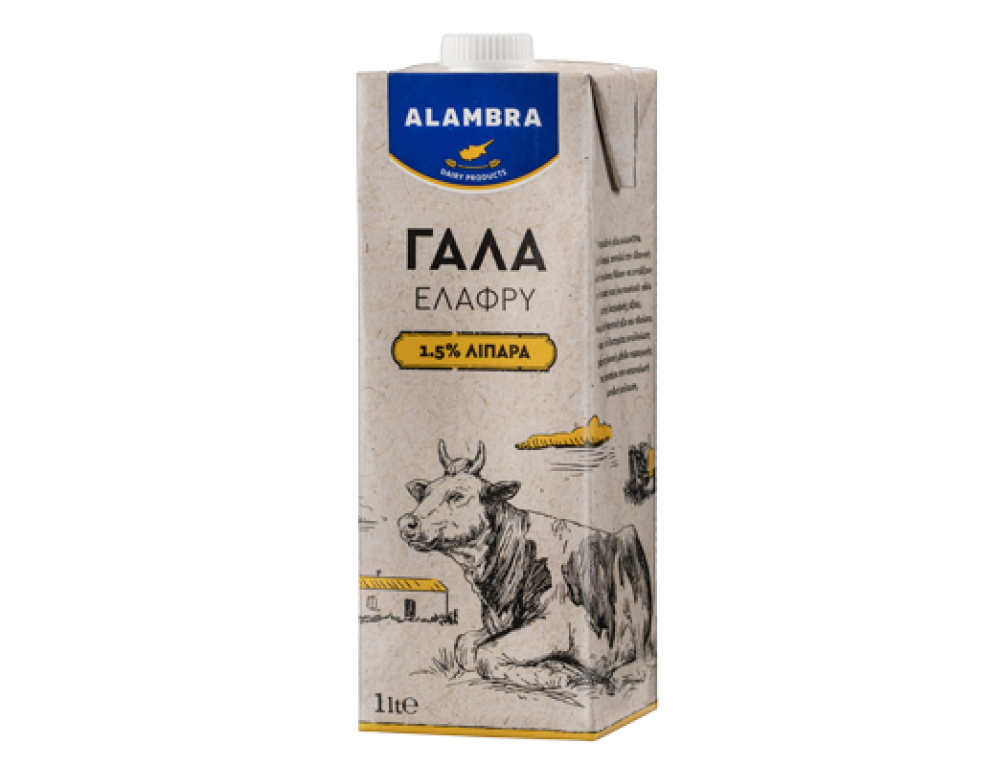 ESL Milk ALAMBRA 3.5% fat