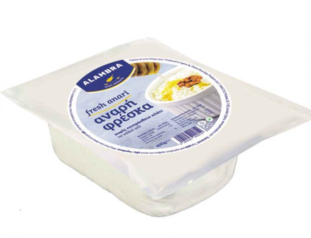 Anari Cheese 400G