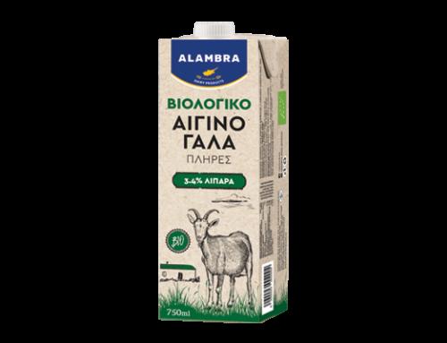 Organic Goat's milk